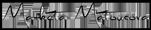 Markéta Matoušová logo